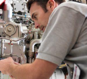 SAV machine d'emballage dépannage technicien