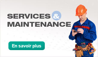 Services et Maintenance