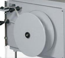 ATHENA ensacheuse fardeleuse récupération film rétractable pebd ou polioléfine