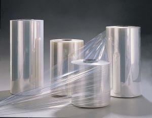 bobines de film dossé polyoléfine rétractable