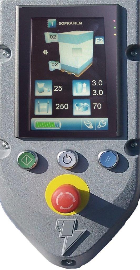 ROBOT FILMEUR S6 FRD écran tactile