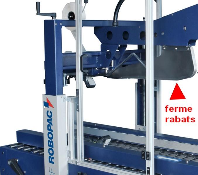 FERMEUSE-DE-CAISSE-ET-RABAT-CF-MONOFORMAT fermeture rabat automatique