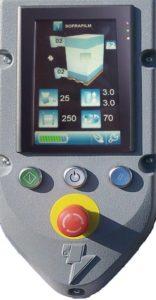 ROBOT de filmage S6 FR écran tactile couleur