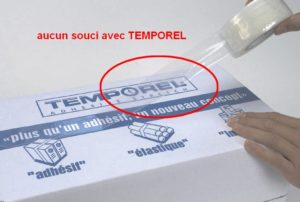 ROULEAU-ADHESIF-ETIRABLE-TEMPOREL