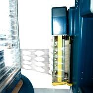 Film-etirable-macroperfore-MACHINE sur filmeuse ROBOPAC