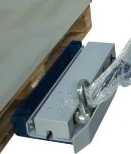 banderoleue AUTOMATIQUE TECHNOPLAT 507 PDS CS pince film étirable