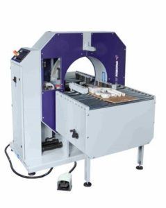COMPACTA PACKAGING ROBOPAC option soudure de film
