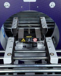COMPACTA-PACKAGING-calage-sous-etirable avec entrainement latéral