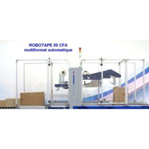Scotcheuse automatique multiformat robotape