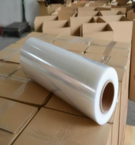 rouleau de film manuel étirable carton palette