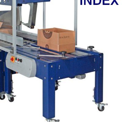 INDEX cadenceur carton pour scotcheuse automatique