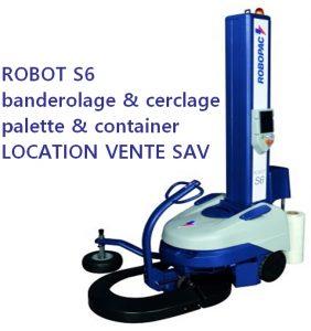 SERVICES SOFRAFILM SAV location vente dépannage banderoleuse robot filmeur