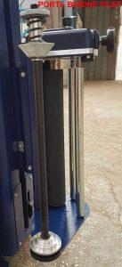 banderoleuse innovante 308 FR TP rotoplat plateau tournant TP3 porte bobine kit filet