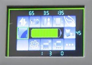 ROBOT MASTER PDS PRE-ETIRAGE écran LCD couleur