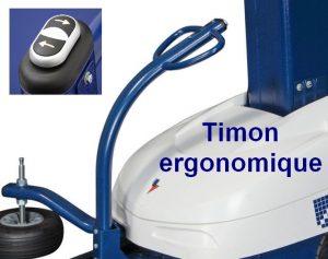 ROBOT MASTER timon ergonomique