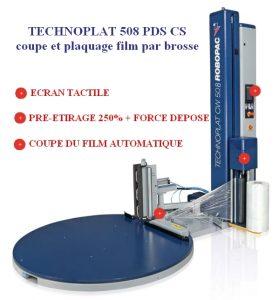 Filmeuse automatique TECHNOPLAT série 8 avec point rouge