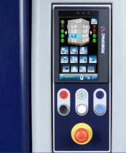 Filmeuse automatique TECHNOPLAT série 8 écran tactile 12 programmes MLC