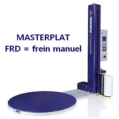 BANDEROLEUSE MASTERPLAT FRD LP
