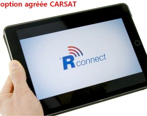 BANDEROLEUSE MASTERPLAT FRD LP option RCONNECT agrément CARSAT