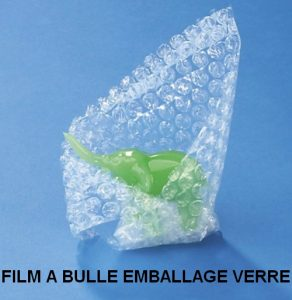 PAPIER BULLE PROTECTION diamètre 10 mm verre