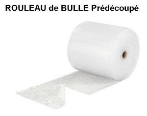 PAPIER BULLE PROTECTION rouleau prédécoupé