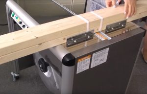 TABLE DE CERCLAGE ELECTRONIQUE produit grande longueur