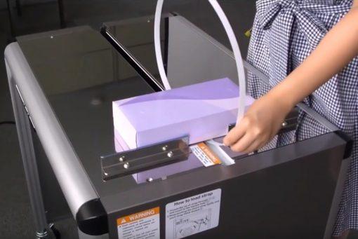 TABLE DE CERCLAGE ELECTRONIQUE enveloppe produit souple
