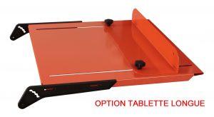 SOUDEUSE GAINE PLASTIQUE IMPULSION CHASSIS OPTION TABLETTE LONGUE