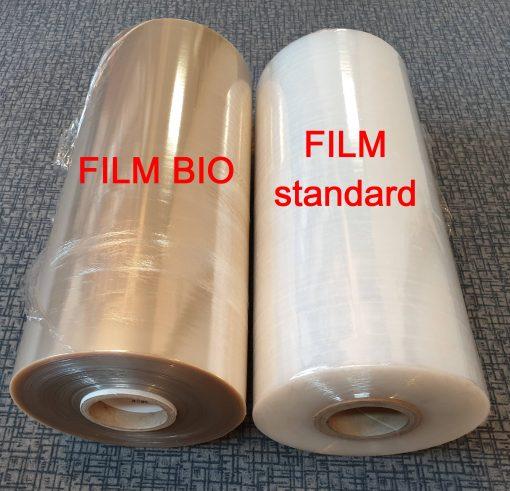 FILM ÉTIRABLE BIODÉGRADABLE MACHINE